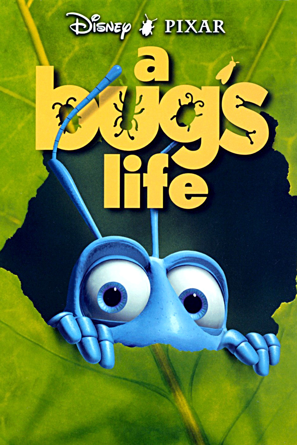 A Bugu0026#39;s Life movie poster