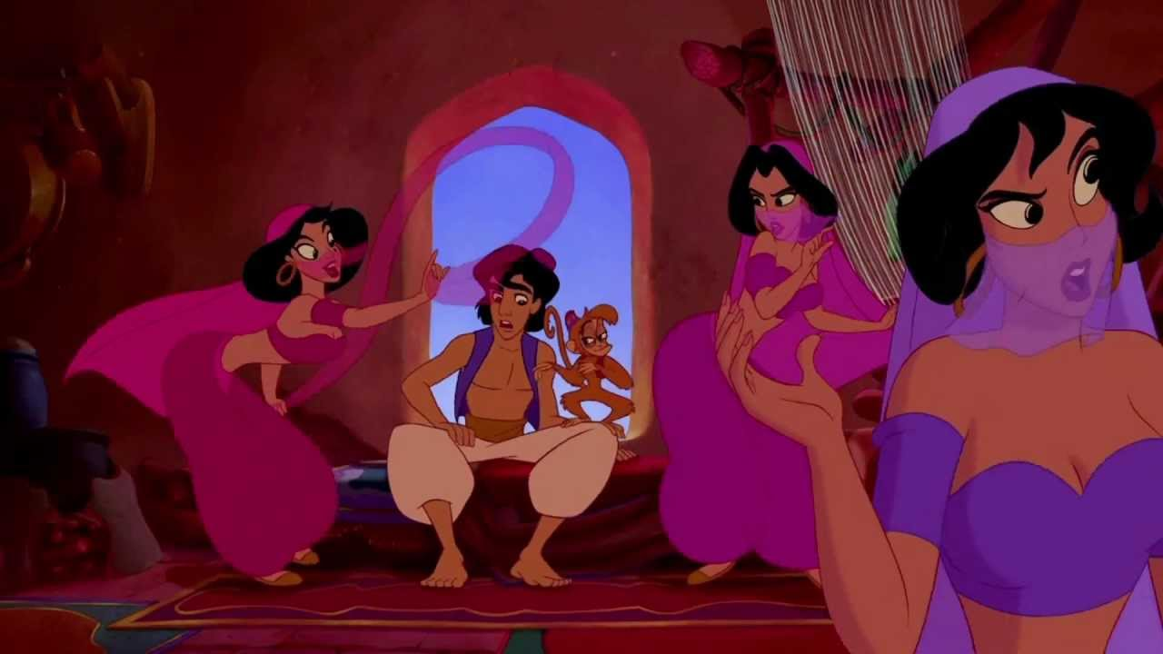 Is Aladdin Actually Living In A Post-Apocalyptic World?