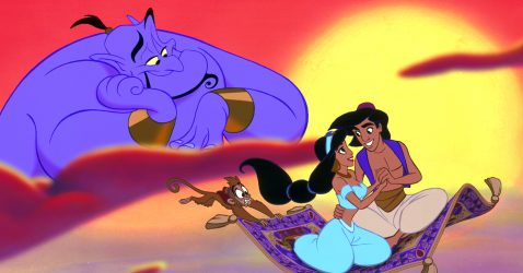 Interpretation of a dream in which you saw «Aladdin»