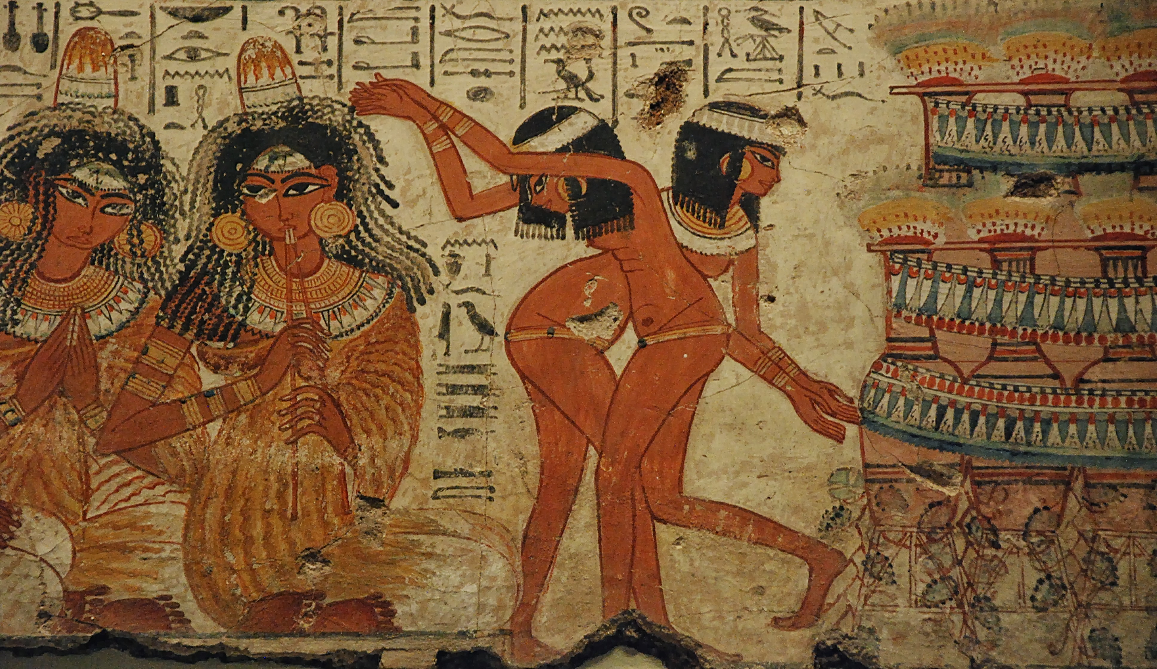 Ancient Egyptian treasures at the Louvre | Ritournelle