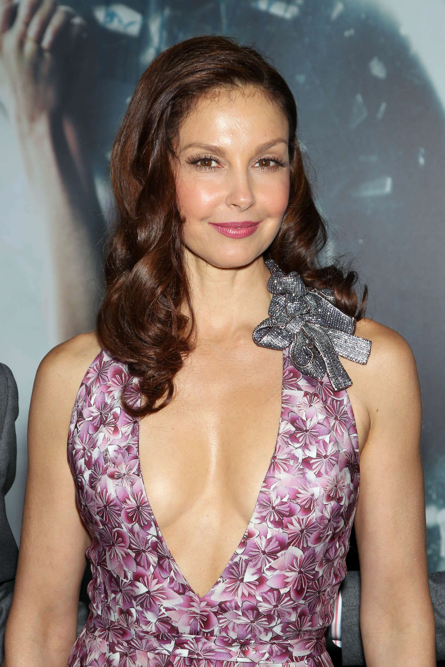 ASHLEY JUDD at Insurgent premiere in New York