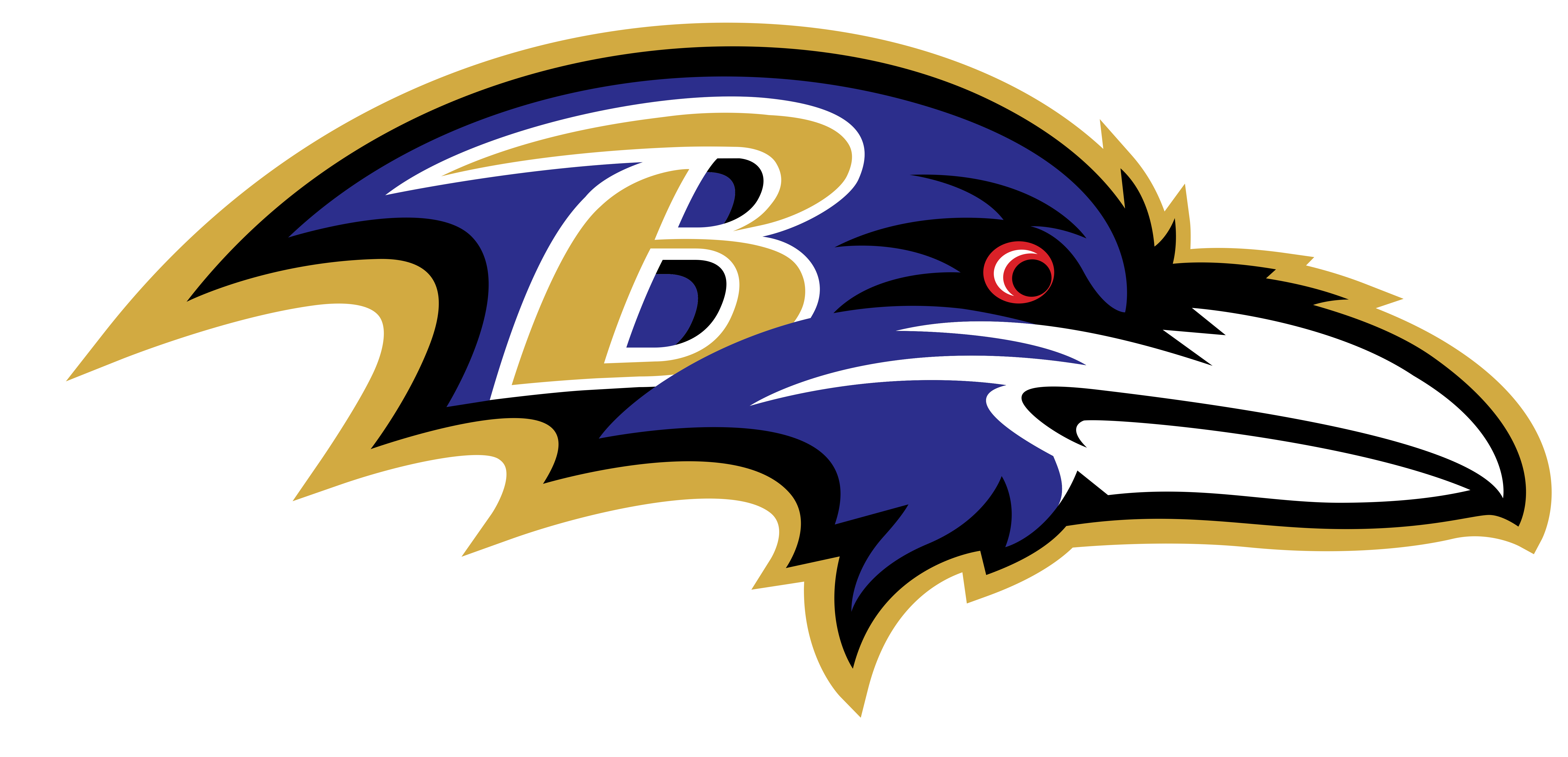 HD Wallpaper | Background ID:668741. 7084x3420 Sports Baltimore Ravens