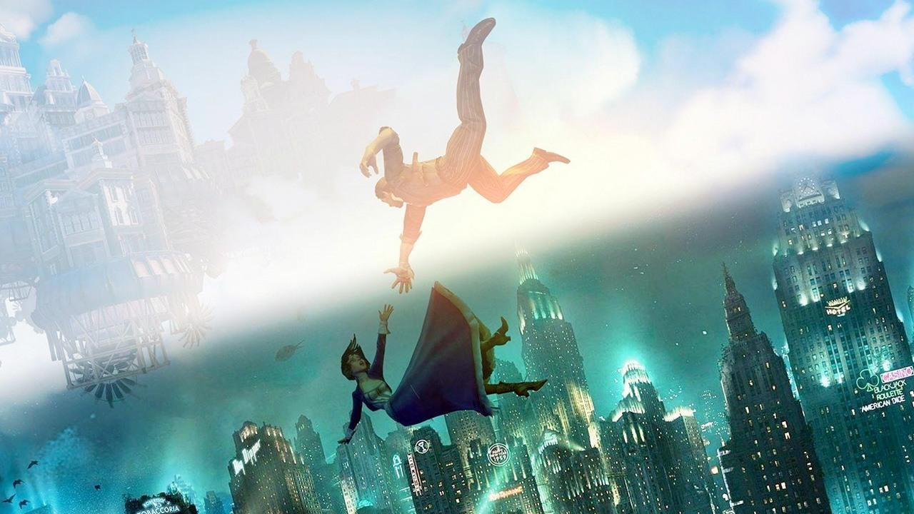 BioShock 2 (**Multiplayer will not be included)