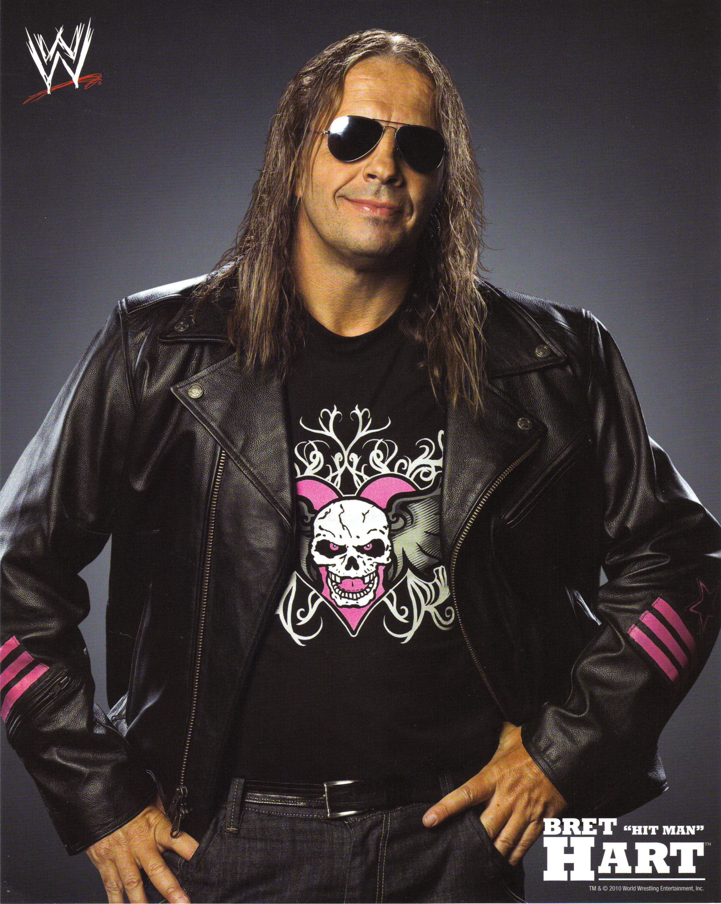 #WWE: Bret Hart 2nd Theme - Hart Attack (HQ + Arena Effects) - YouTube
