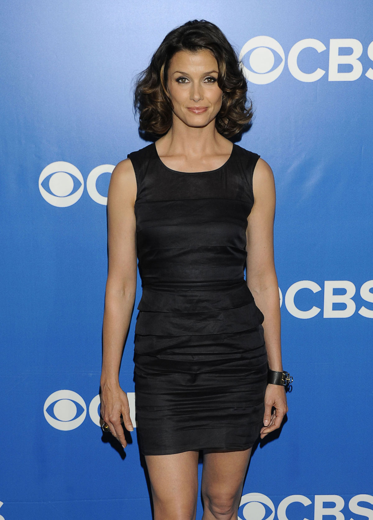 BRIDGET MOYNAHAN at CBS Upfront