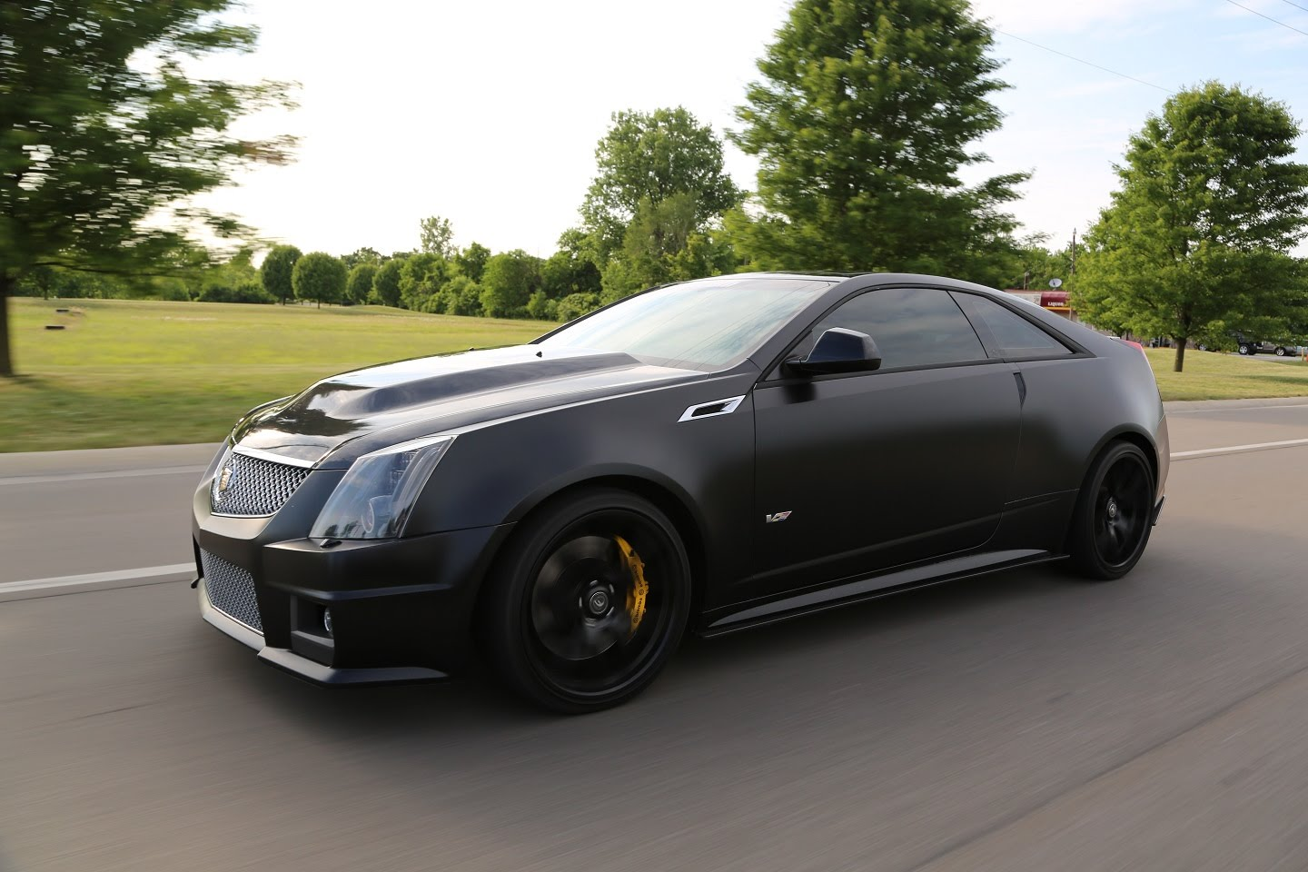 What its like owning a Cadillac CTS-V