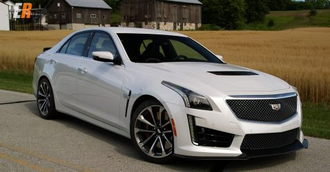 2016 Cadillac CTS-V 640 hp Road and Track Review - Road America - YouTube