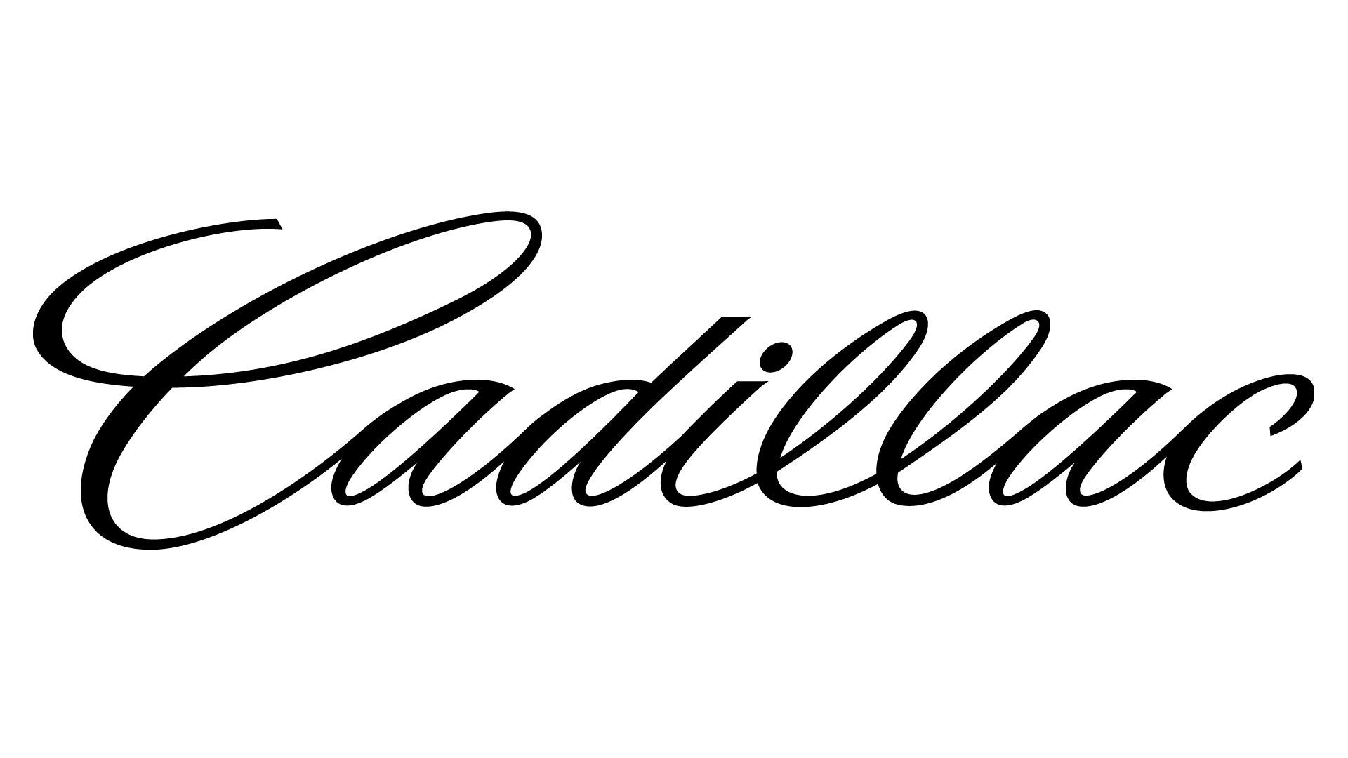 Cadillac Text Logo1920x1080 (HD 1080p)