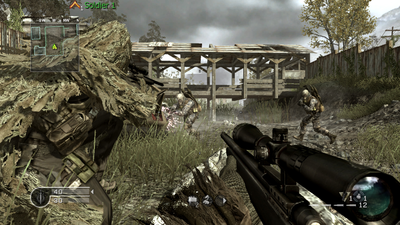 Call of Duty 4 Modern Warfare Free Download Full Version PC Game