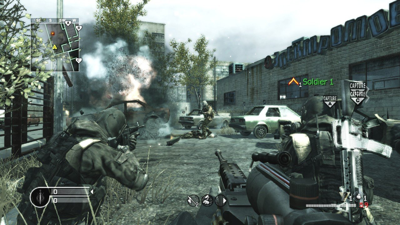 Articles modern warfare cod 4 cod call of duty 4: modern warfare Call of Duty