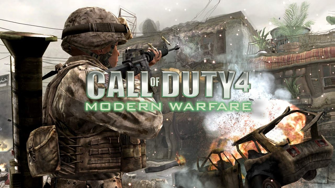 Call of Duty 4: Modern Warfare - PS3- Multiplayer - Strike - 1080p [HD] - 60fps - YouTube