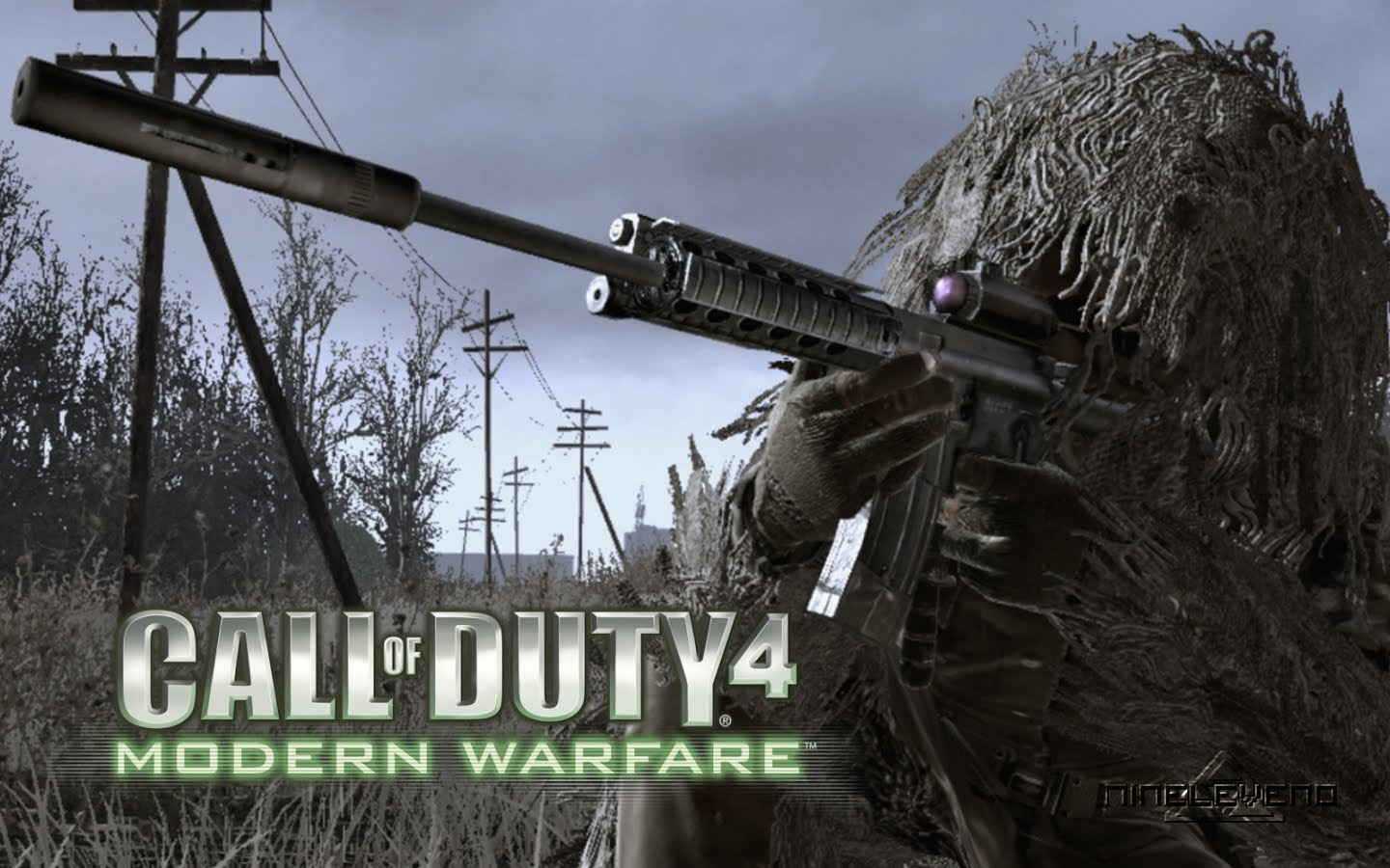 Call of Duty 4: Modern Warfare | Full Campaign