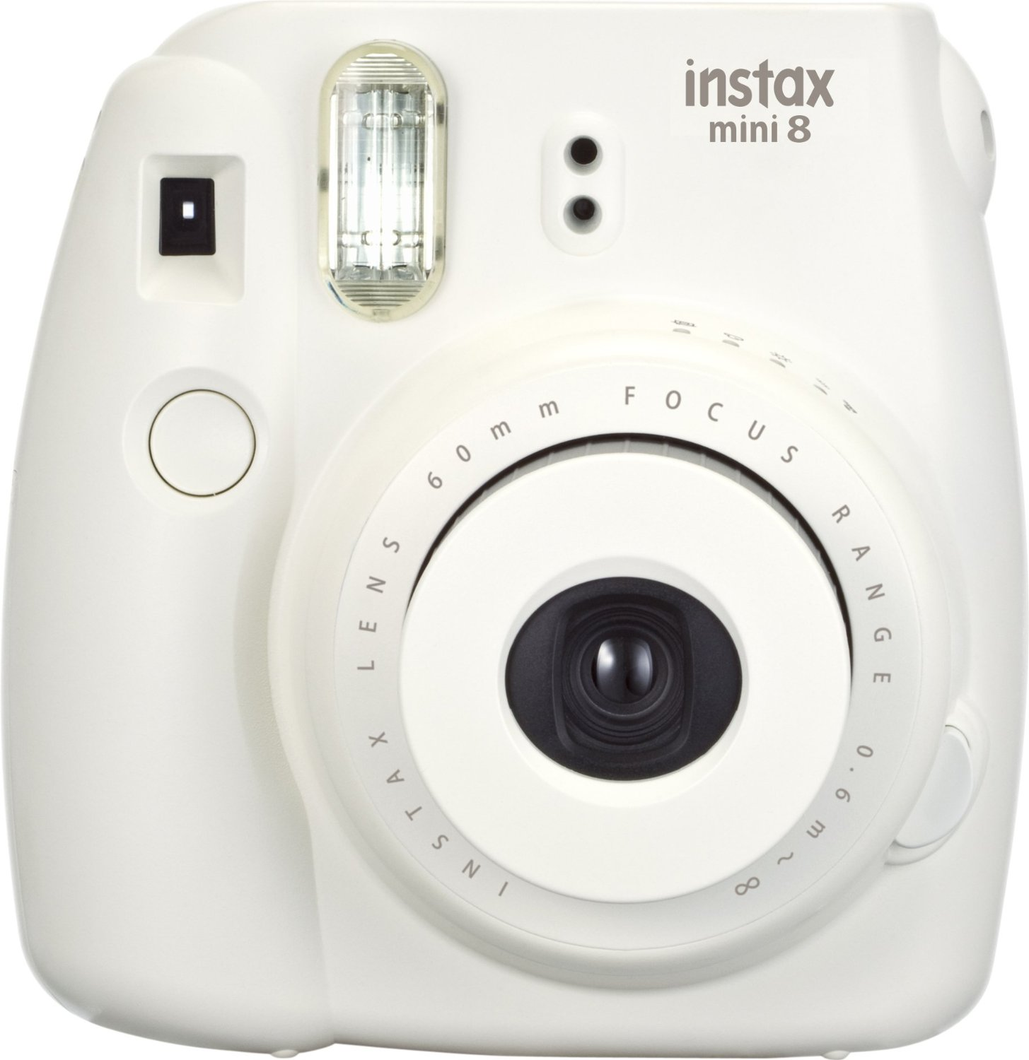 Amazon.com : Fujifilm Instax Mini 8 Instant Film Camera (White) : Polaroid Camera : Camera u0026amp; Photo