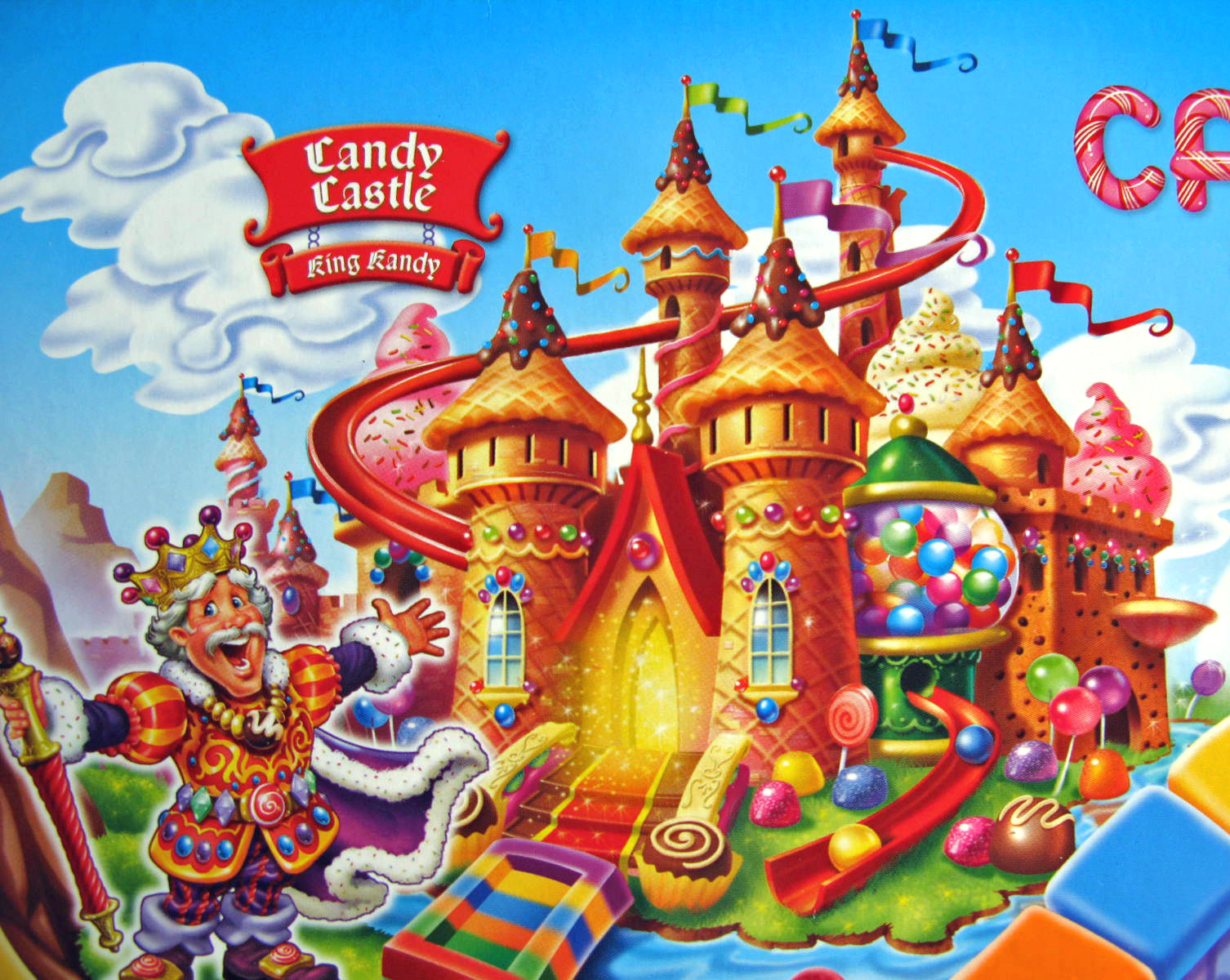 Candy Land Challenge