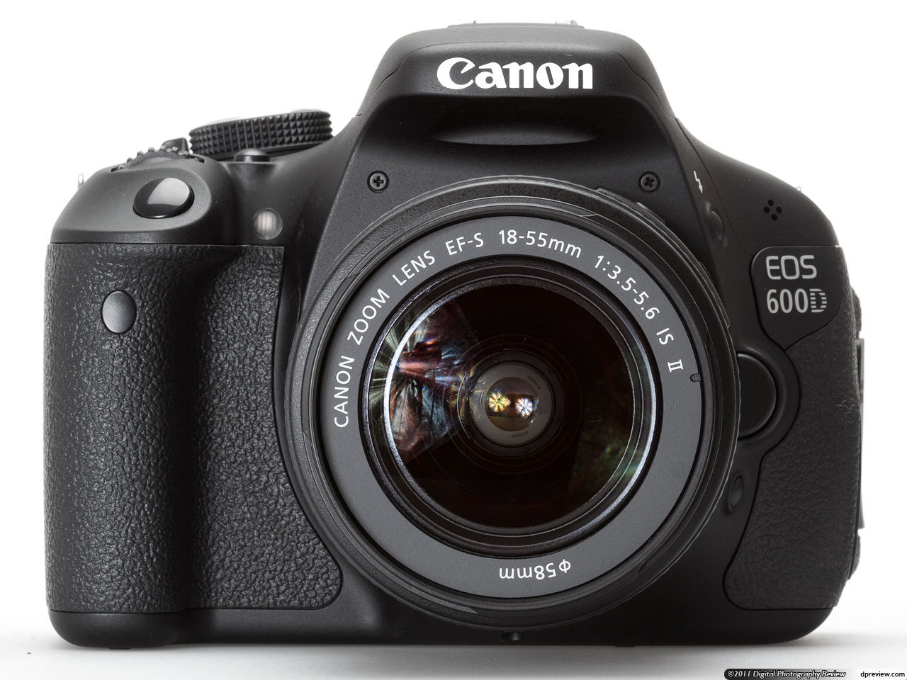 Canon Rebel T3i / EOS 600D Review