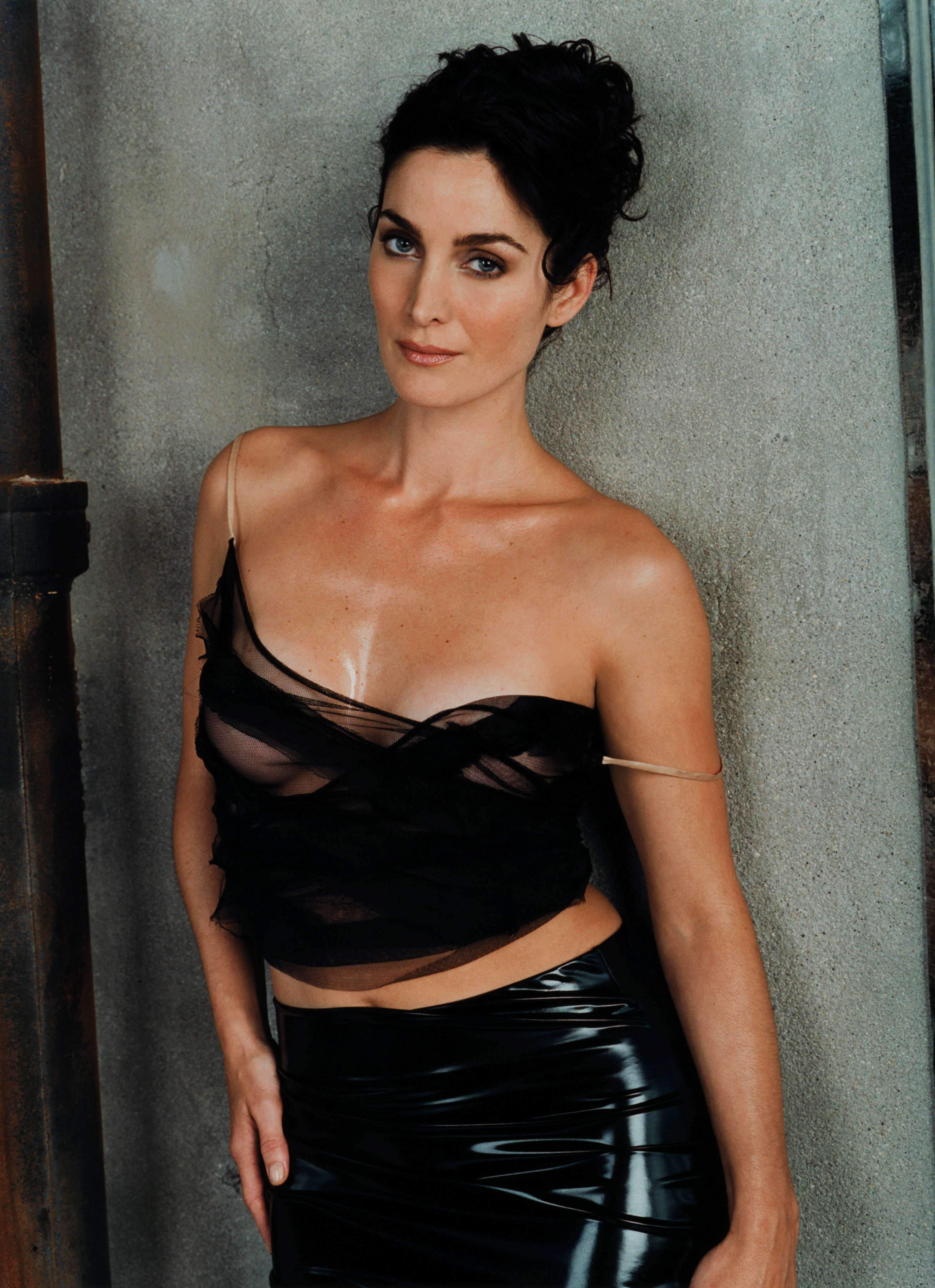 Carrie Anne Moss: Vegan | Vancouver Bc Canada