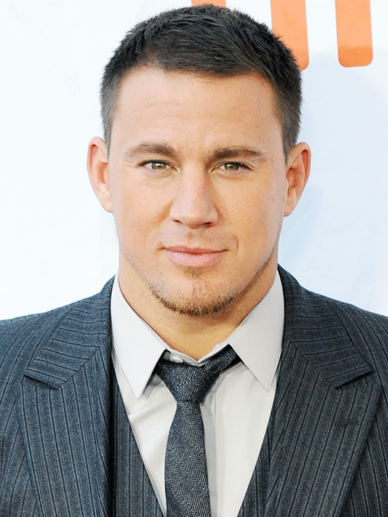 Channing Tatum shows first-ever bike jump for Evil Knievel biopic - Business Insider