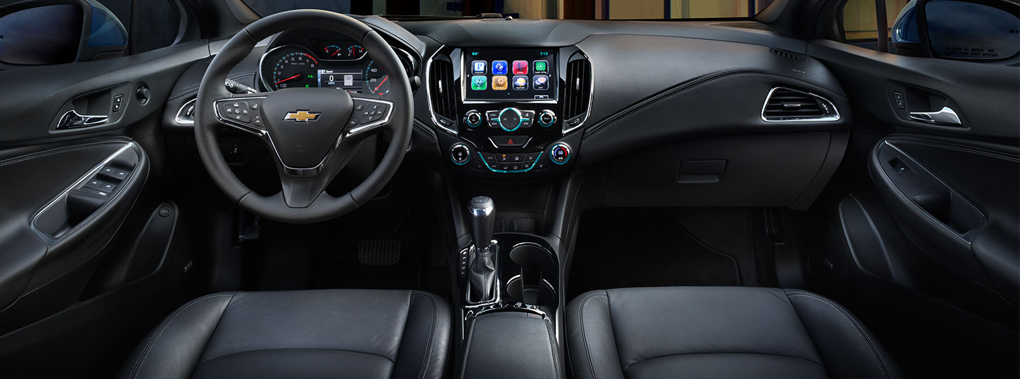 INTRODUCING THE ALL-NEW 2016 CRUZE The Most-Connected Car on the Road