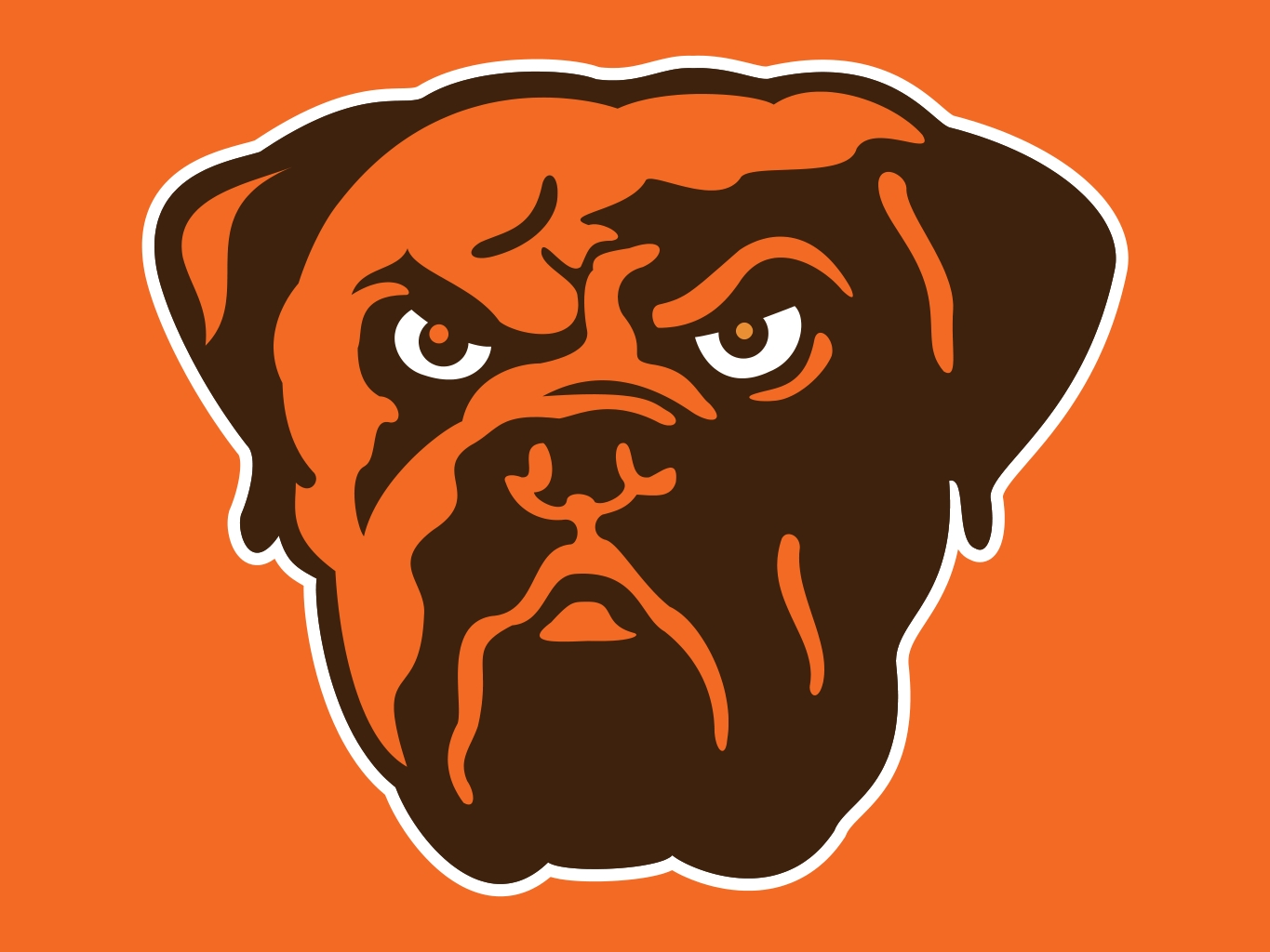 Cleveland Browns New Logos Include an Updated Helmet u0026amp; Dawg Pound Branding - Dawgs By Nature