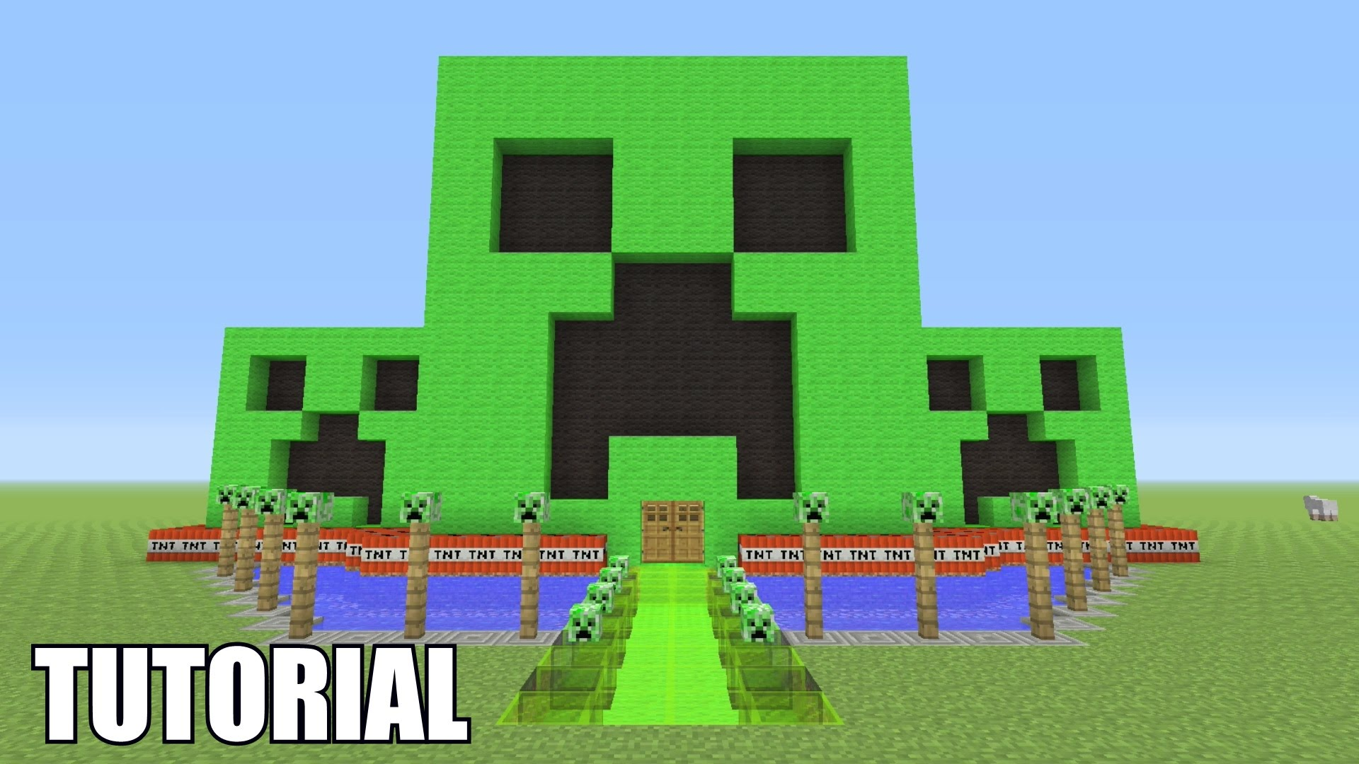 Creeper costume and Minecraft gifts
