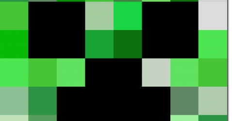 Wallpapers For u0026gt; Minecraft Wallpaper Creeper Face