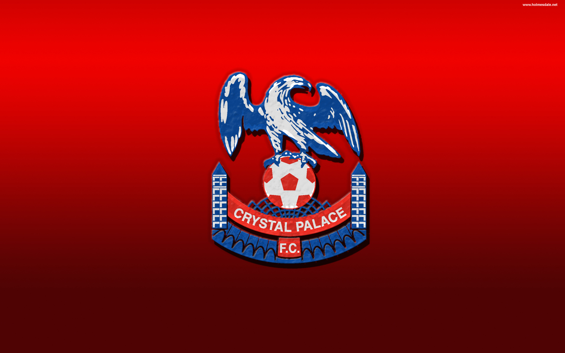 Crystal Palace Logo Wallpaper