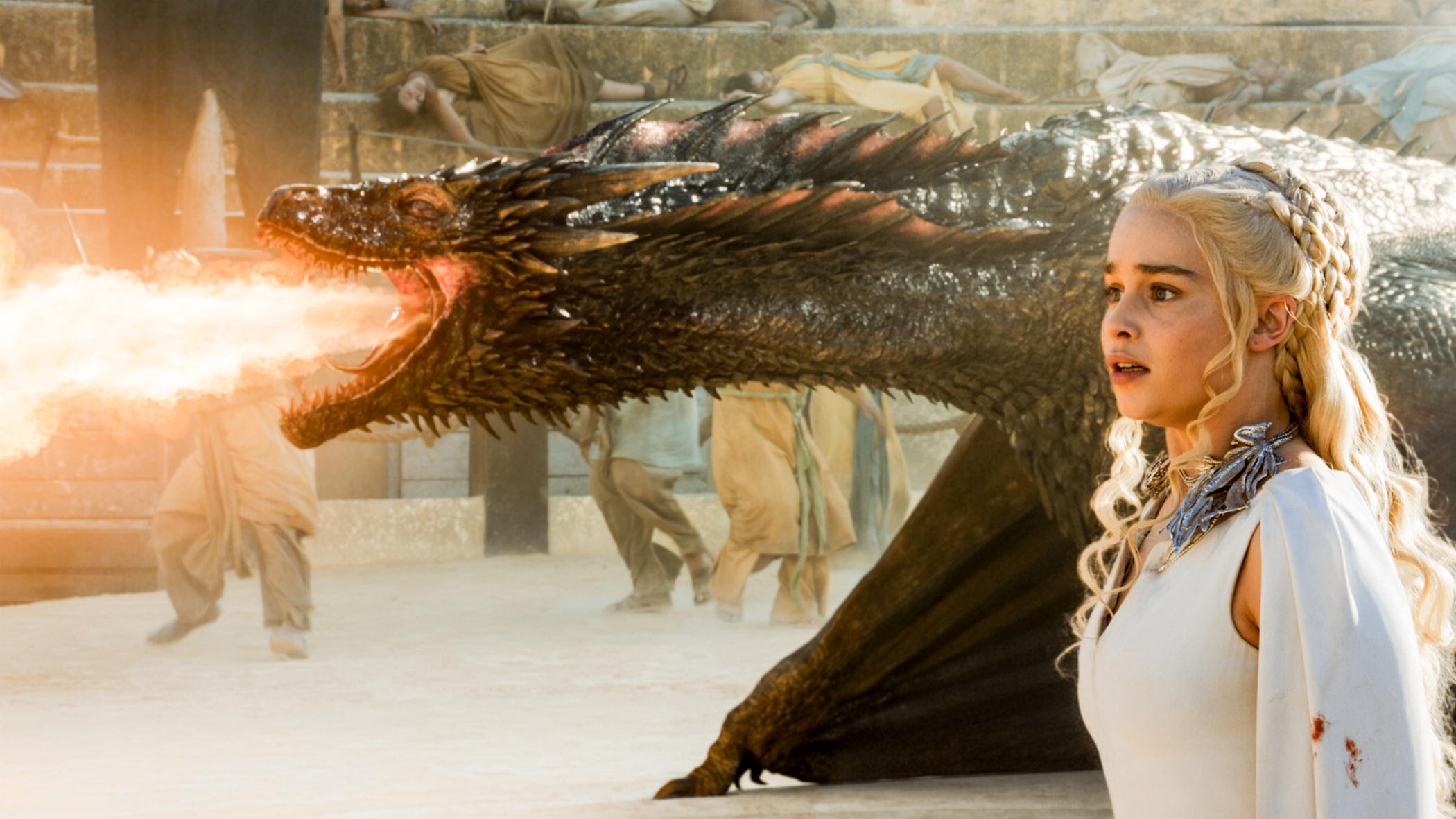 Game of thrones costumes and Game of thrones