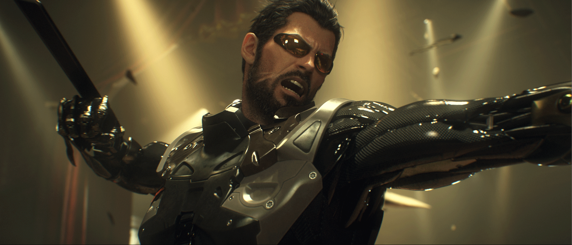 u0026#39;Deus Ex: Mankind Dividedu0026#39; Release Date: New Trailer Expands On Story And Gameplay