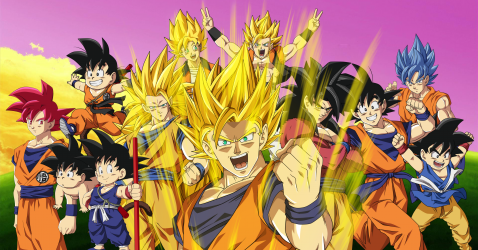 HD Wallpaper | Background ID:611138. 5608x3078 Anime Dragon Ball Z