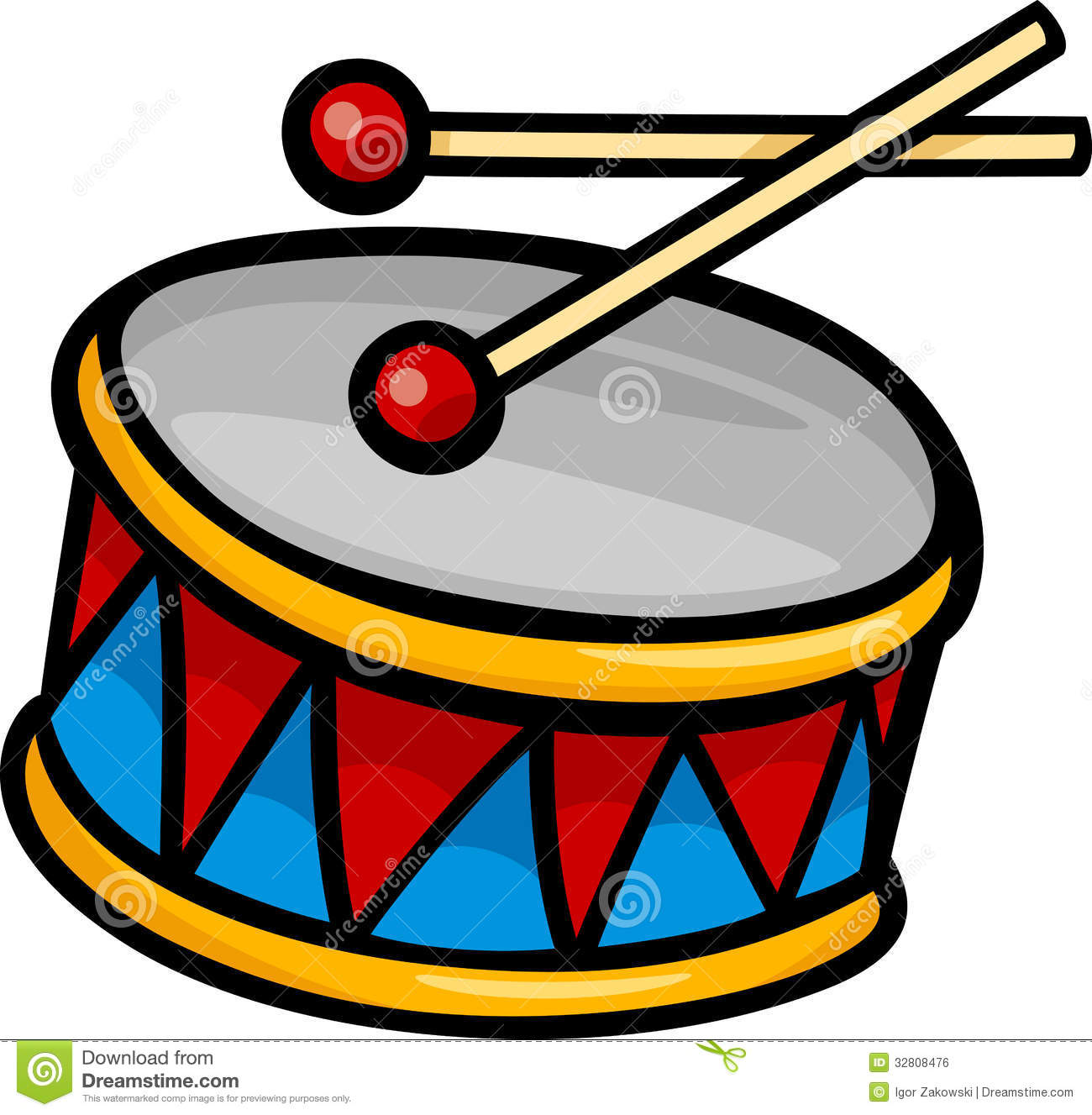 Scottish tenor drum