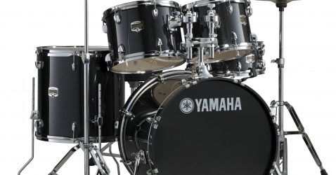... Yamaha GigMaker 5-Piece Drum Set with Hardware (20u0026quot; Bass