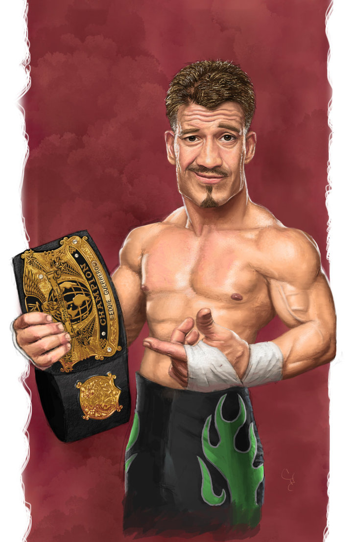 Eddie Guerrero Wallpapers Hd Backgrounds