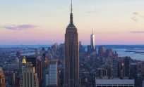 A woman survived a 75-story plunge in one of the buildingu0026#39;s elevators. Empire State ...