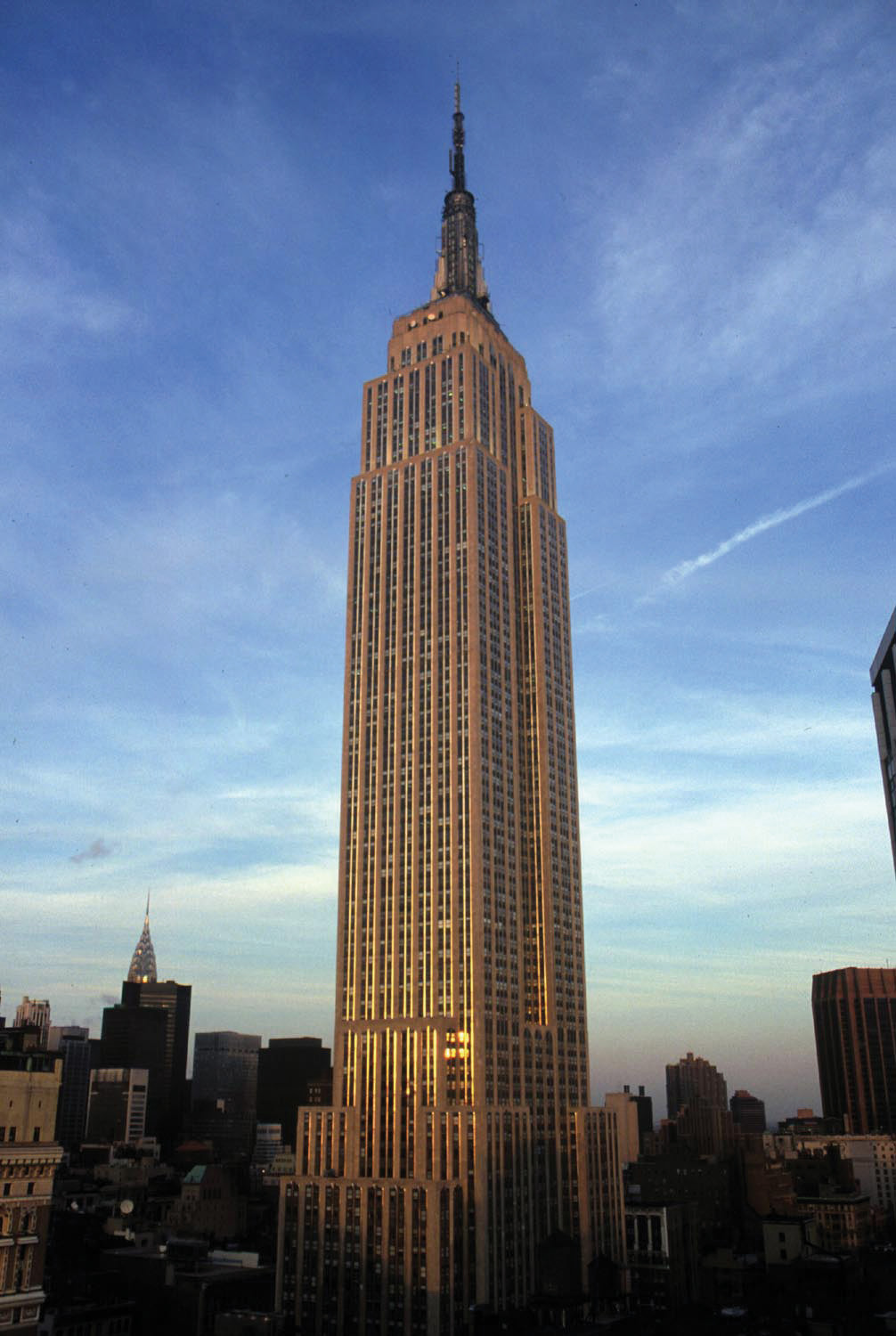Empire State Building -86th Floor