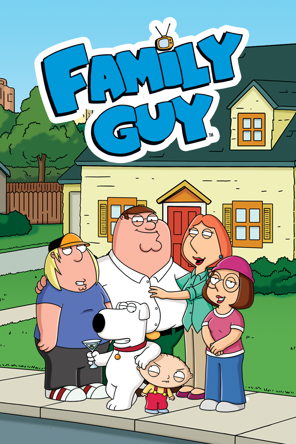 We found 20 Images in «Family guy» Gallery: