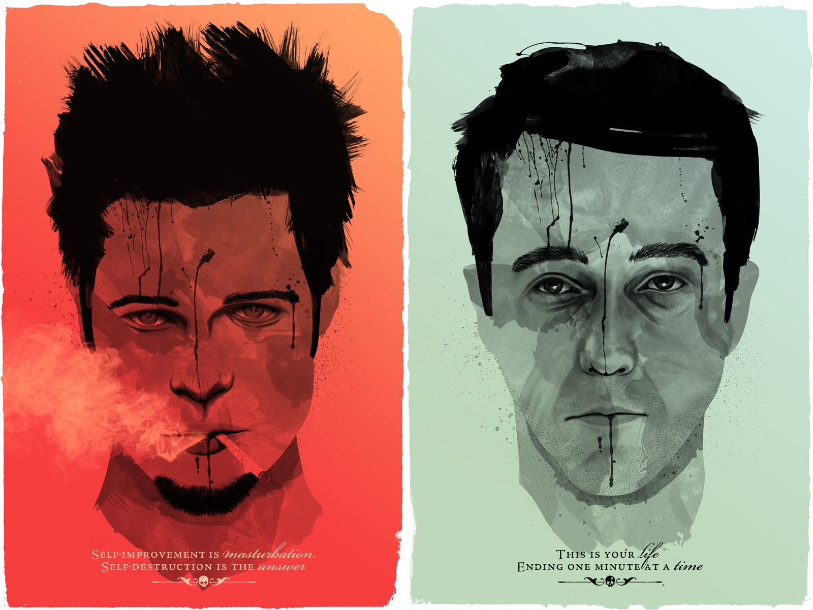 Fight club quotes and Tyler durden