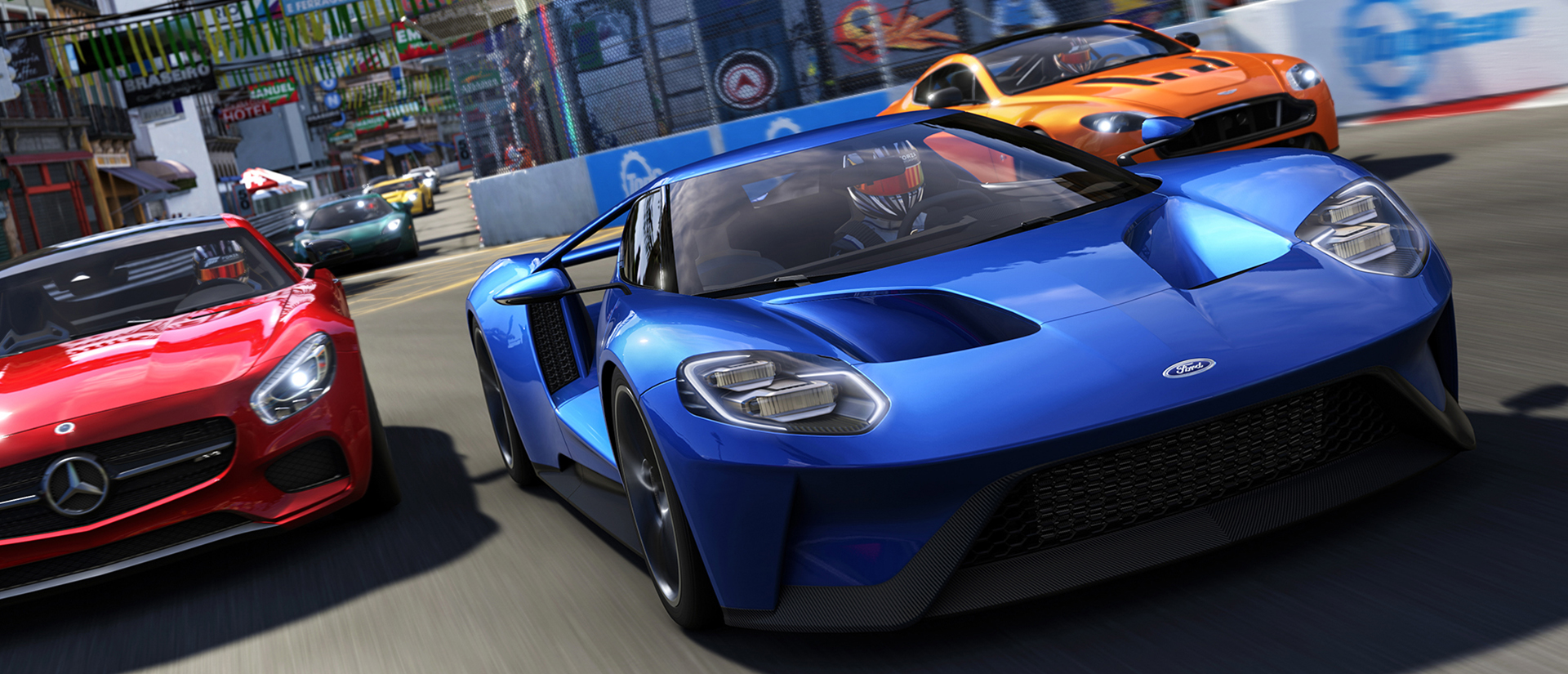 Welcome to Forza Motorsport 6