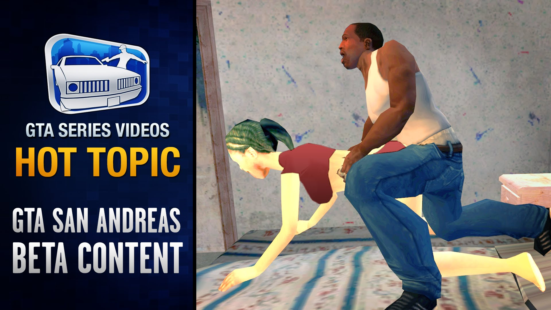 GTA San Andreas Beta Version and Removed Content - Hot Topic #11 - YouTube