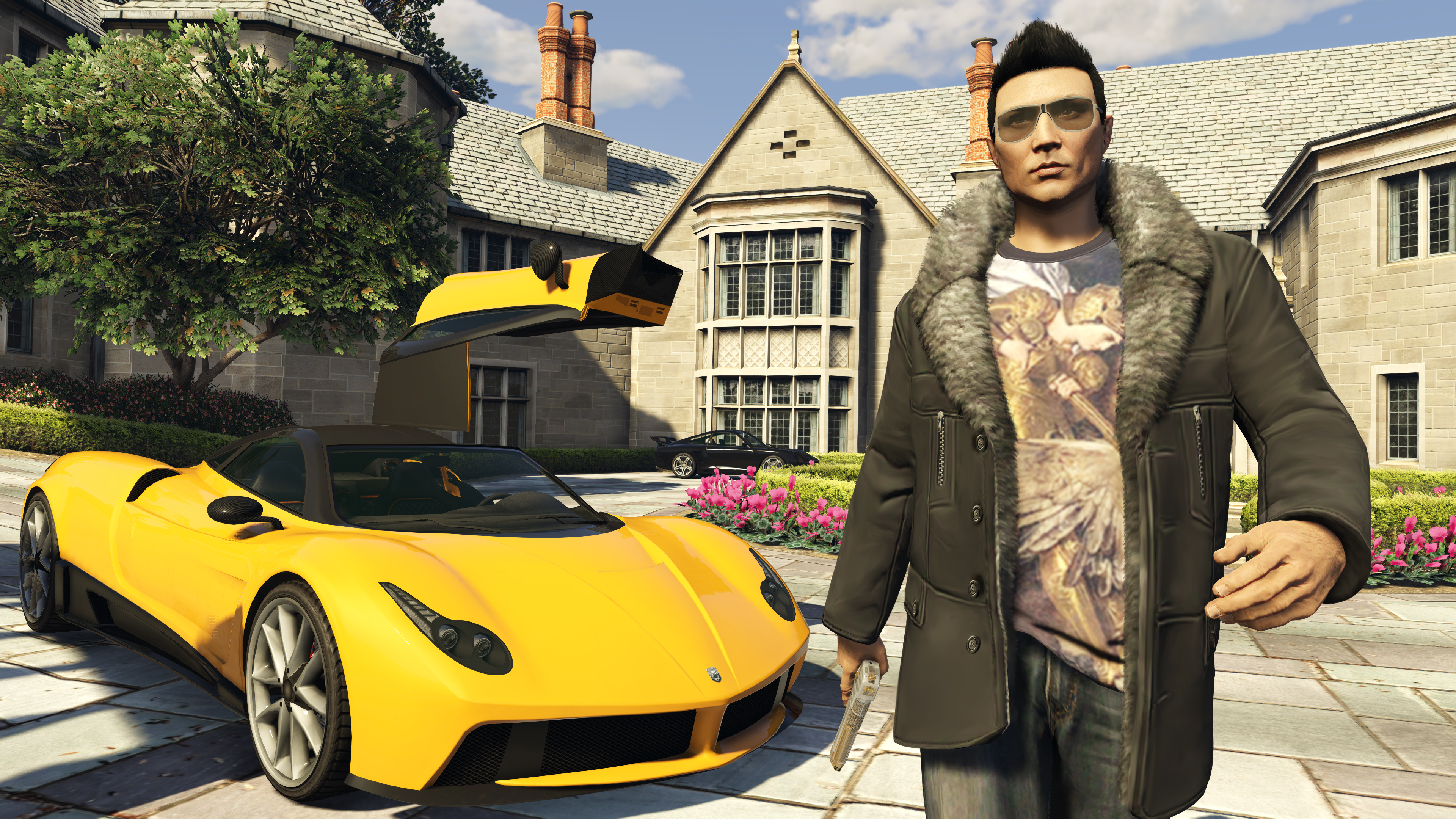 New Update for Grand Theft Auto Online Coming Next Week - Rockstar Games