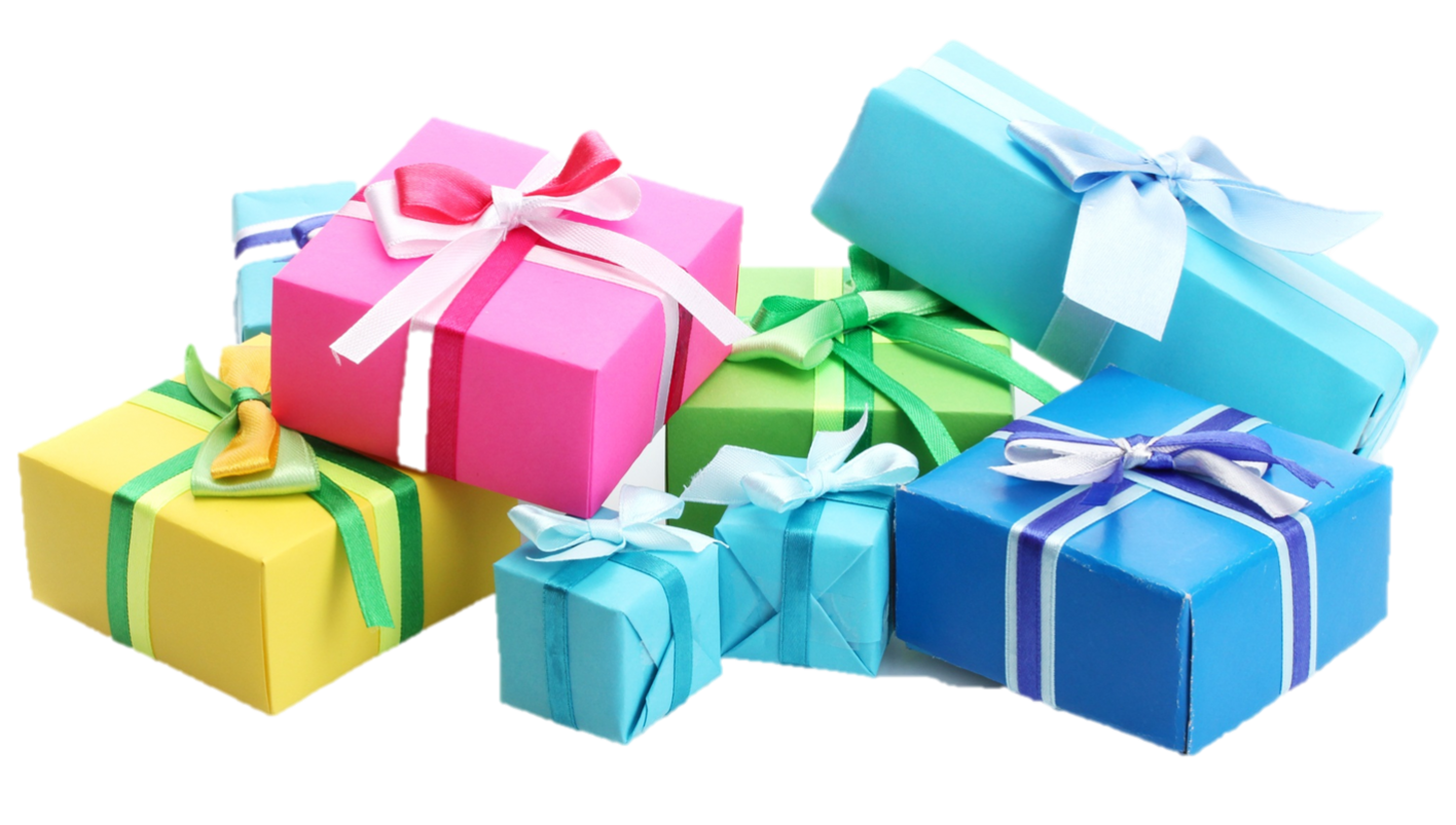 Gift Download PNG