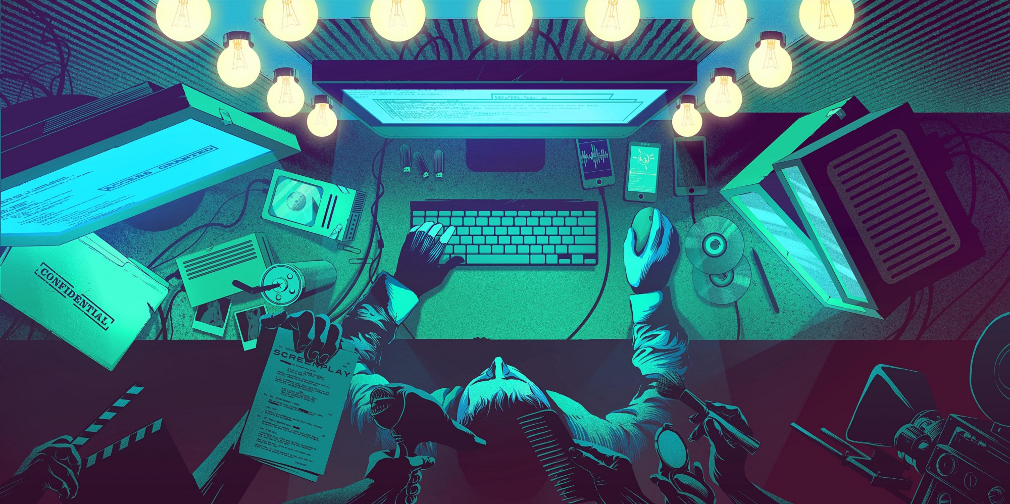 Download Hack your friends computer backgrounds