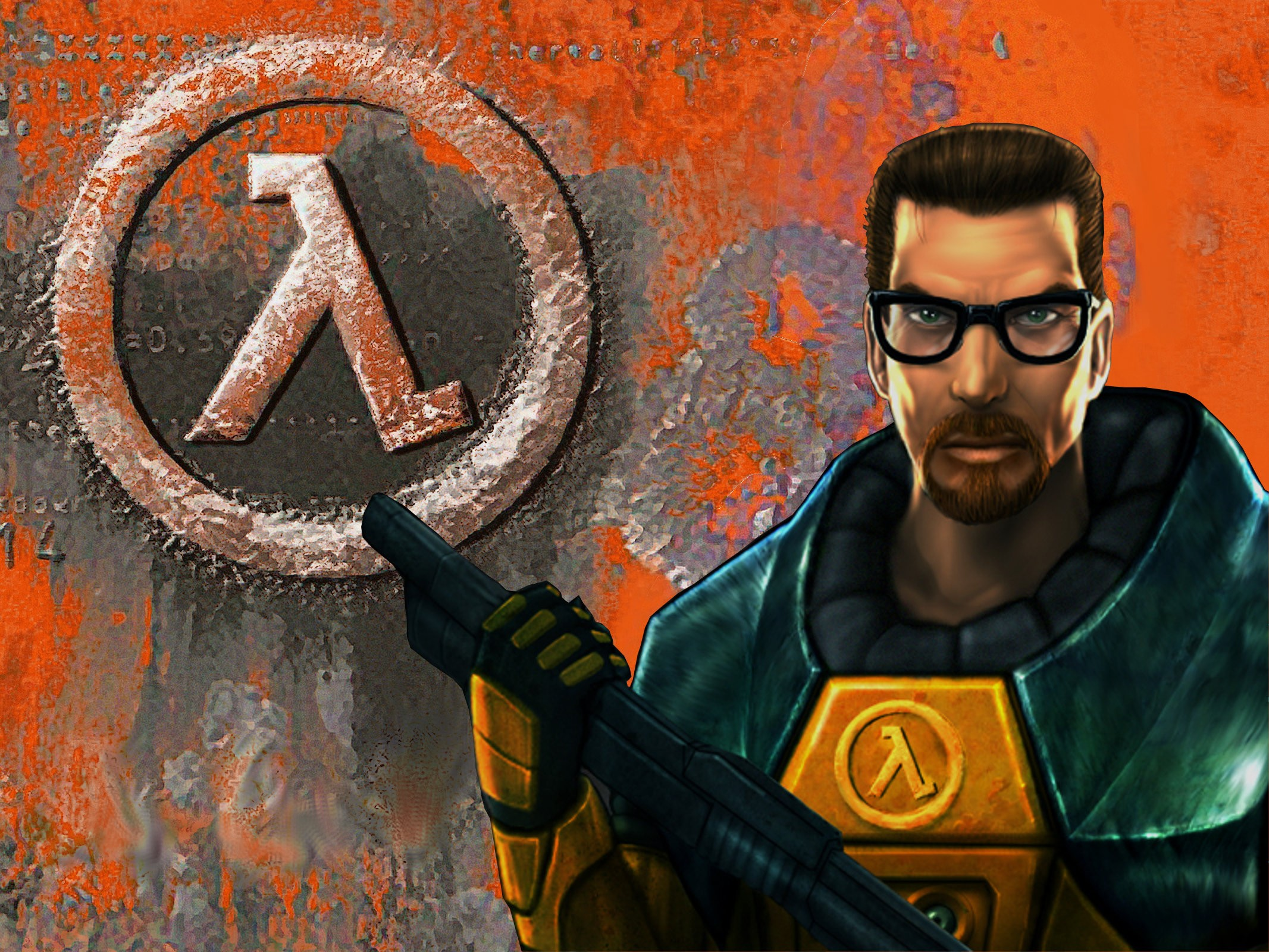 Half-Life Big Box Cover GUI preview
