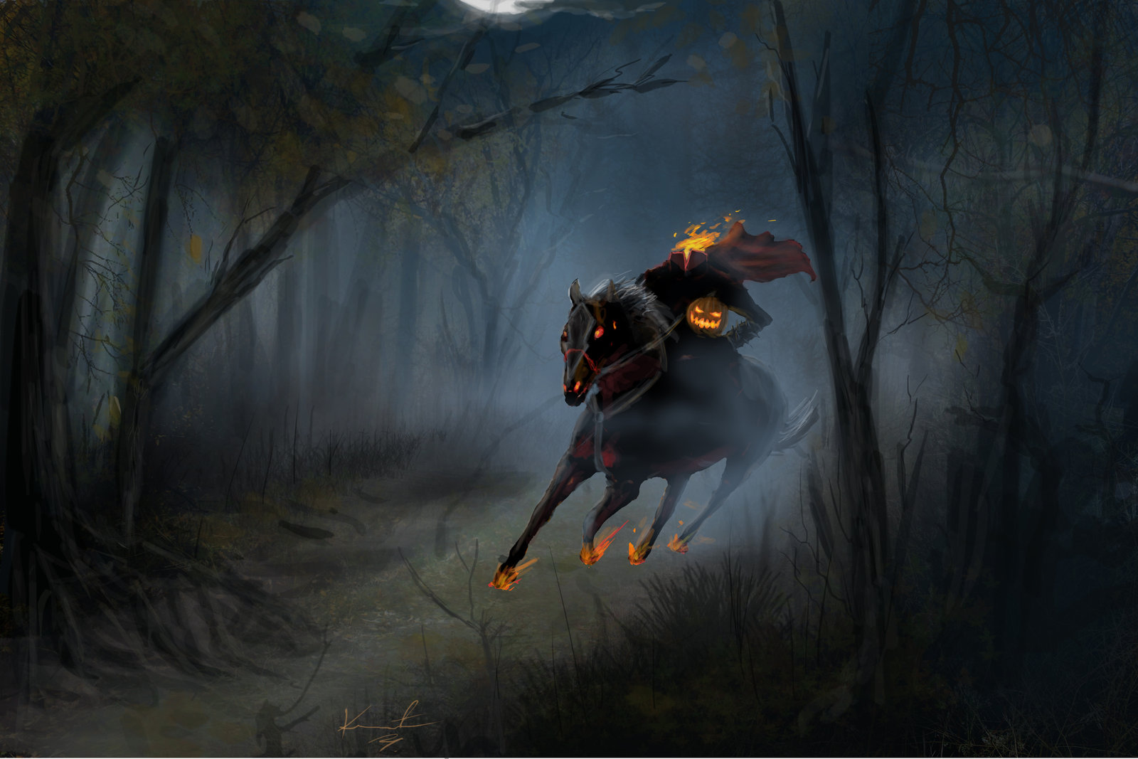 1000+ images about The Headless Horseman on Pinterest | Headless horseman