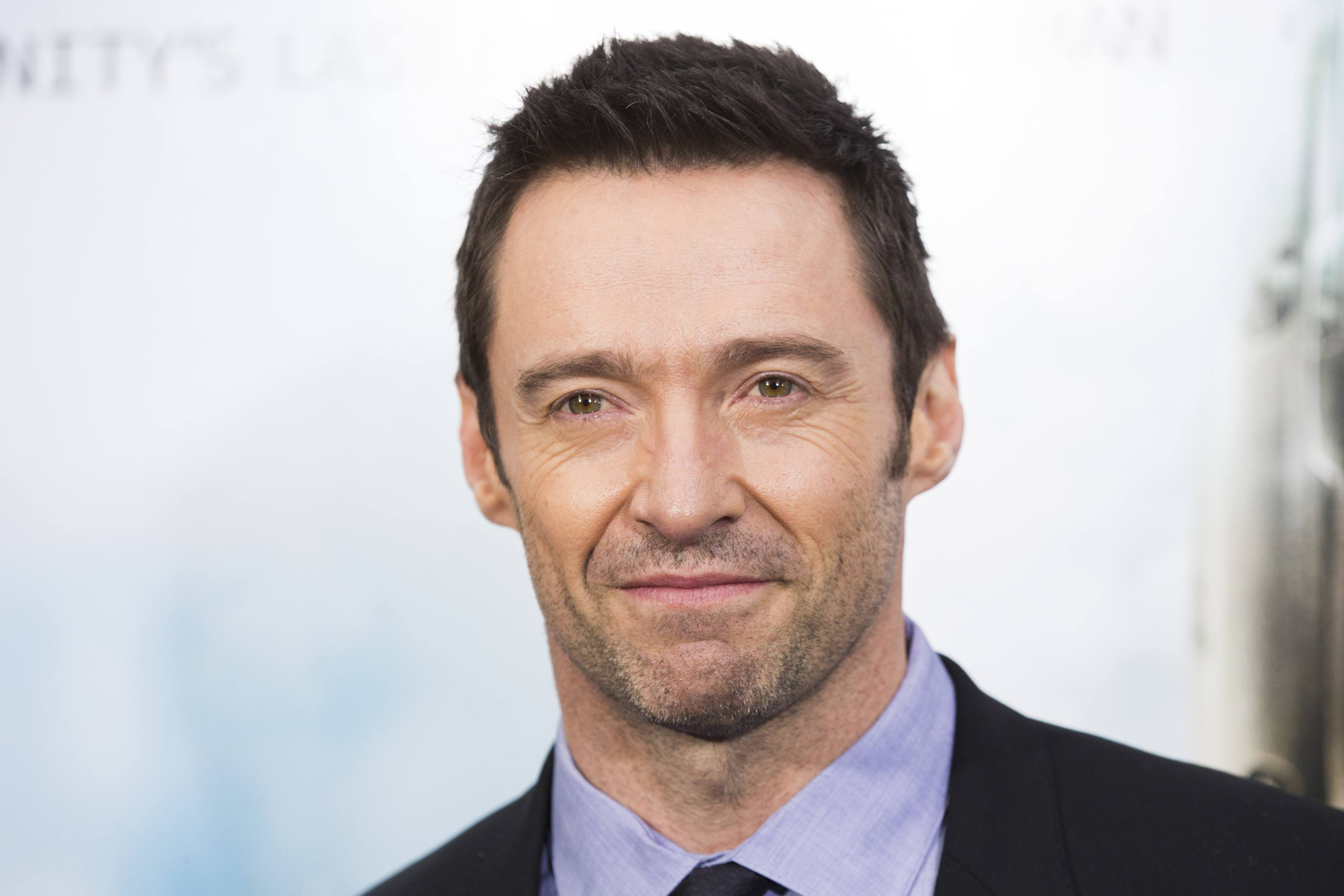 Hugh Jackman shares how he found his Zen placeu2026 and how he keeps his marriage so sacred (and sexy!)