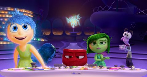 Inside Out Poster. Trailer