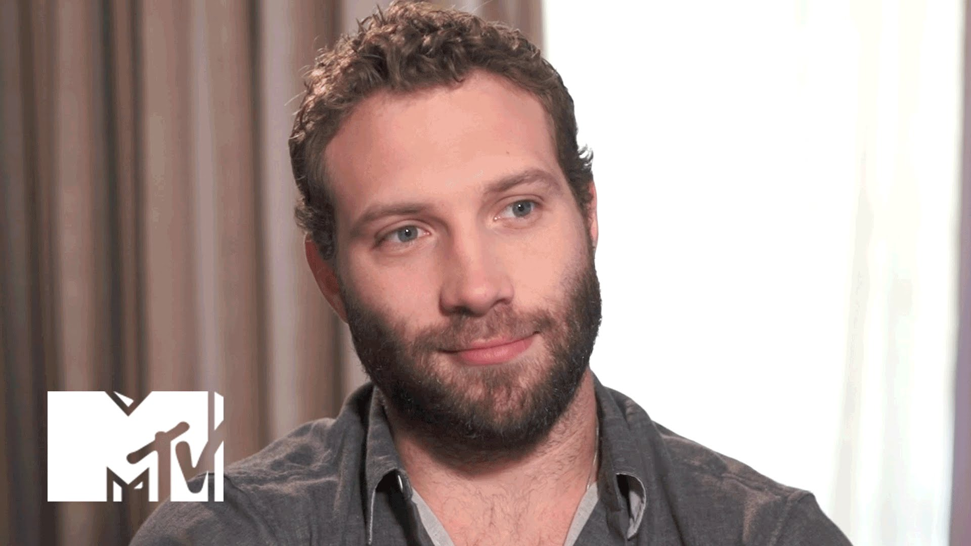 Jai Courtney makes eyebrow piercings actually look cool. [Summit Entertainment via