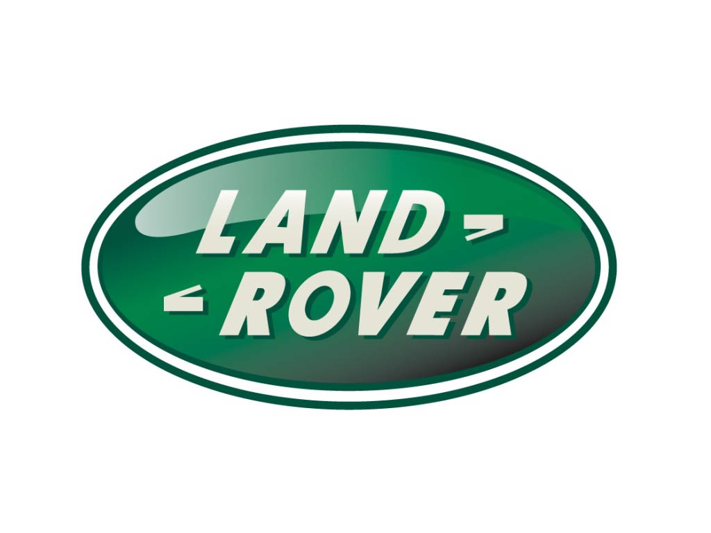 Color of the Land Rover Logo