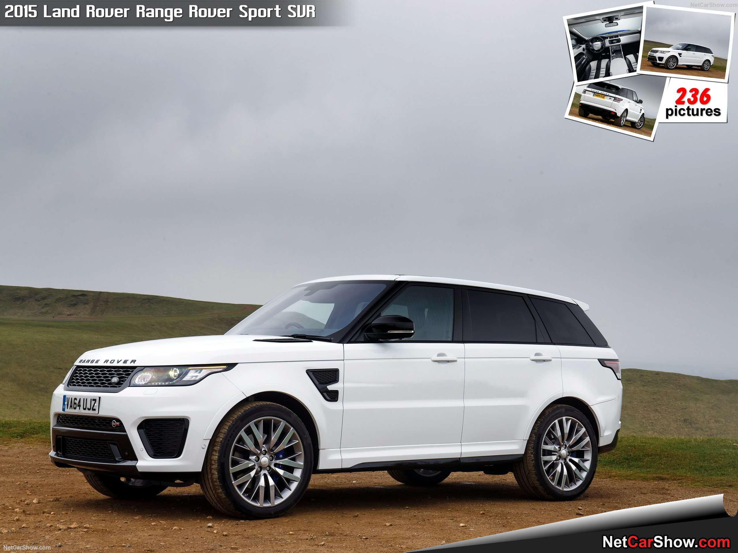 Range Rover Sport Iphone Wallpaper >> Land Rover Range Rover Sport SVR (2015) - pictures - HD Wallpapers