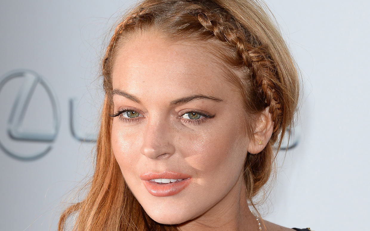 Lindsay Lohan: From Child Star to Embattled Actress
