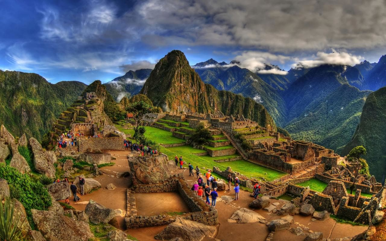 The ruins of Machu Picchu are South Americau0026#39;s most visited attraction